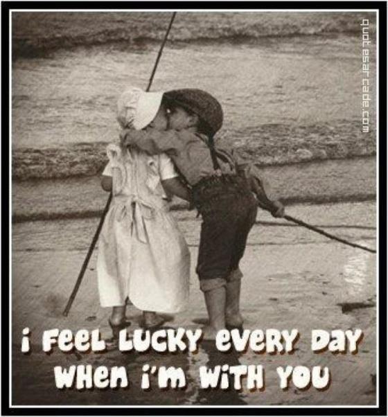 Feeling lucky...